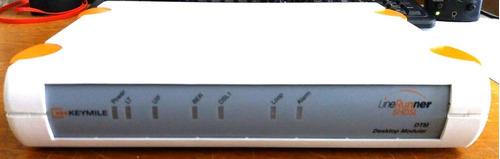 keymile line runner shdsl - dtm - desktop modular