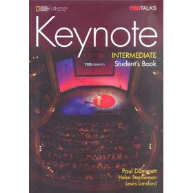 Keynote British Intermediate - Student's Book With Dvd-rom