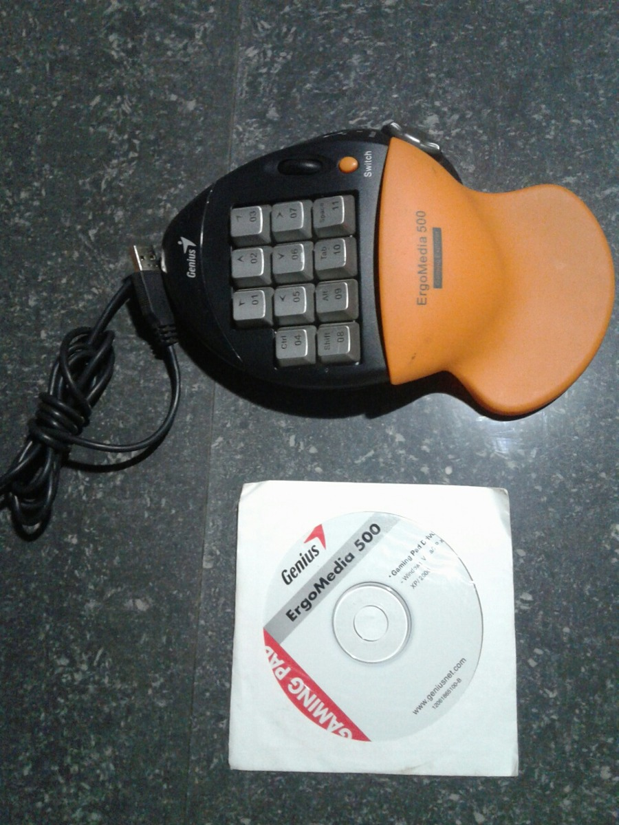 GENIUS ERGOMEDIA 500 DRIVERS DOWNLOAD
