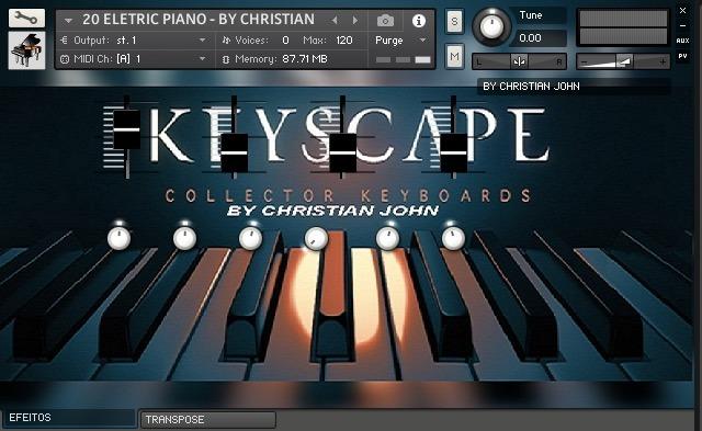 Keyscape kontakt | Free Vst Plugins  2019-04-03