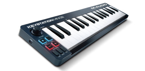 keystation mini 32 teclado controlador m-audio maudio factur