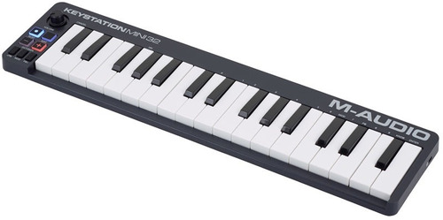 keystation mini 32 teclado controlador m-audio maudio factur