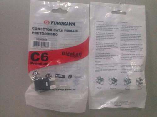 keystone furukawa cat 6 premium