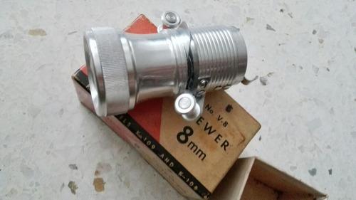 keystone v8 mm visor para proyectores k109 k108 k 60