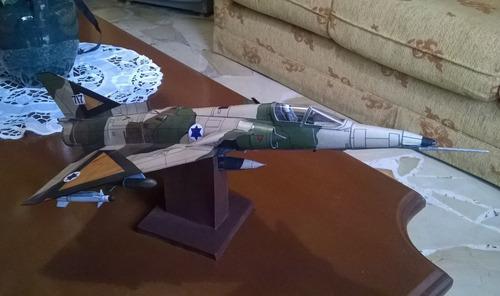 kfir c2  papercraft