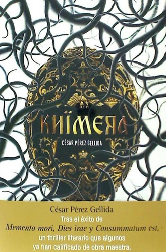 khimera(libro novela y narrativa)