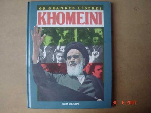 khomeini  os grandes líderes
