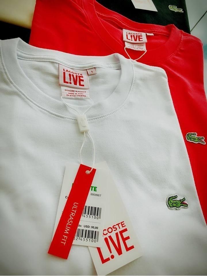 ki 2 camiseta lacoste original importada do peru - peruana. Carregando zoom. cd0fd50d0e0
