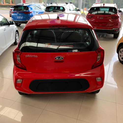 kia all new picanto 2019 mecanico motor 1,250