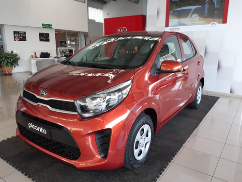kia all new picanto emotion 1.0 l. mt 2021  0 km.