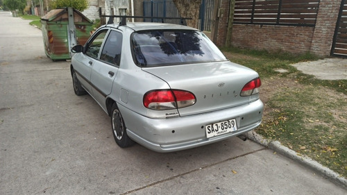 kia avella 1999 1.5i full 4 puertas sedan hidraulica y aire