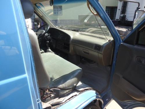 kia besta 2.7 gs 4p azul muito conservada itália caminhões