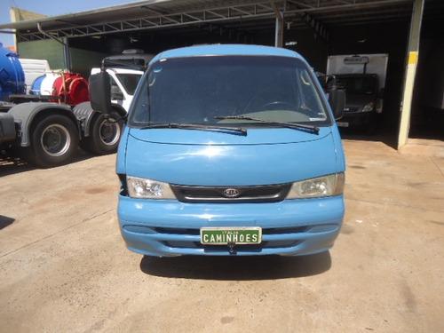 kia besta gs 98 diesel azul itália caminhões