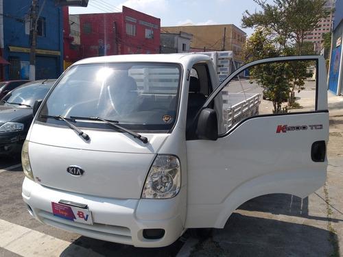 kia bongo 2009 2.5 luxo 4x2 rd turbo s/ carroceria 2p