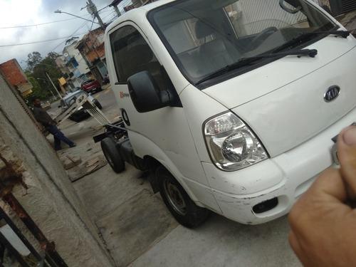 kia bongo 2011 2.5 luxo 4x2 rd turbo c/ carroceria 2p