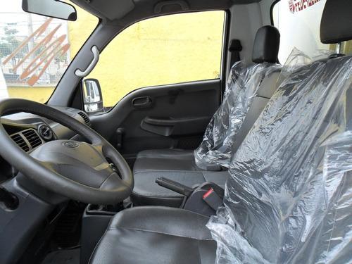 kia bongo 2011 com baú refrigerado