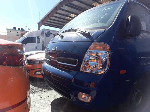 kia bongo 2012 azul recién importado
