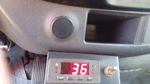 kia bongo 2012 k-2500 2.5 / báu refrigerado 0° graus