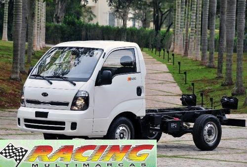 kia bongo 2018 0km - racing multimarcas