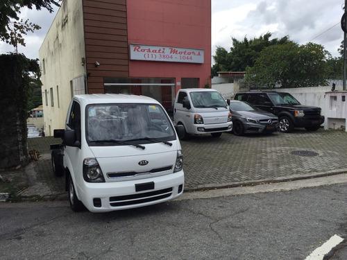 kia bongo 2.5 diesel 0km 2018/2019 pronta entrega