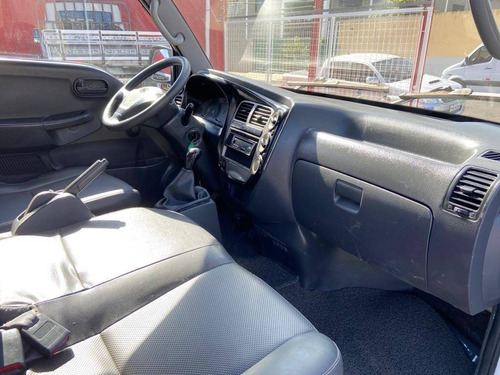 kia bongo 2.5 k-2500 4x2 cs turbo diesel 2012 negrini