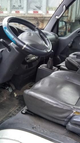 kia bongo 2.5 luxo 4x2 rd turbo c/ carroceria 2p 2011
