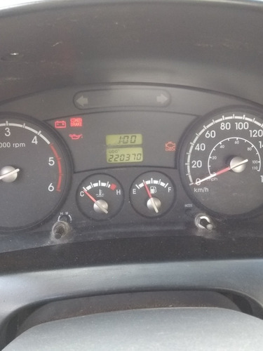 kia bongo 2.5 luxo rd turbo  ano 2011
