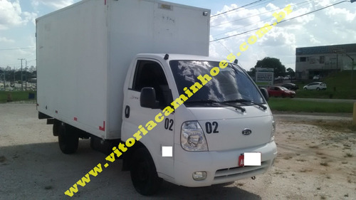 kia bongo 2.5 std 4x2 rs turbo c/ bau 2p