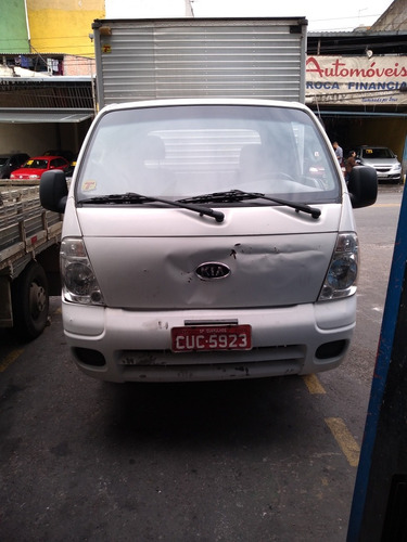 kia bongo 2.5 std 4x2 rs turbo c/ carroceria 2p 2009