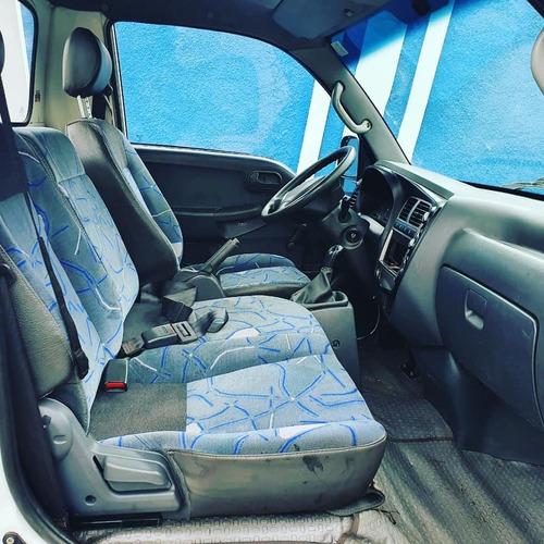 kia bongo 2.5 std 4x2 rs turbo c/ carroceria 2p 2012