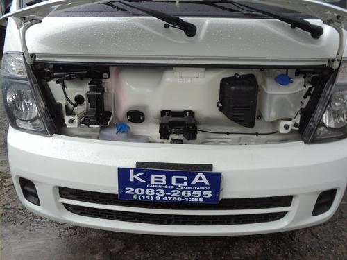 kia bongo 2.5 std 4x2 rs turbo c/ carroceria 2p 2014