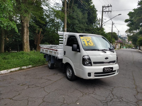 kia bongo 2.5 std 4x2 rs turbo c/ carroceria 2p