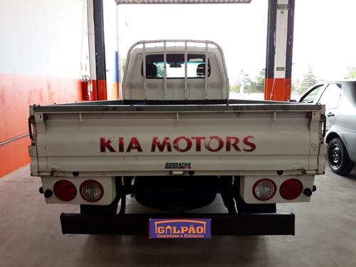 kia bongo 2.5 std 4x2 rs turbo c/ carroceria 2p