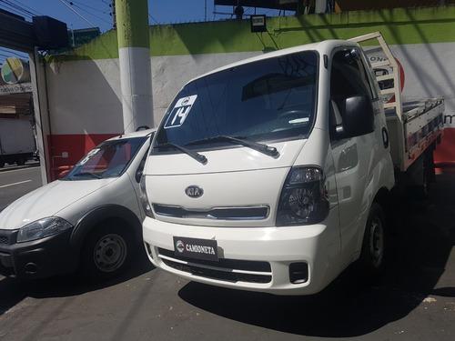kia bongo 2.5 std 4x2 rs turbo carroceria de madeira 2p