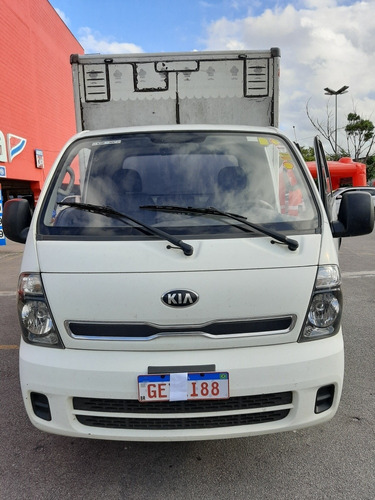 kia bongo 2.5 std 4x2 rs turbo s/ carroceria 2p 2016