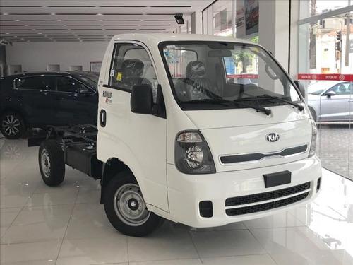 kia bongo 2.5 std 4x2 rs turbo s/ carroceria 2p 2019 0km