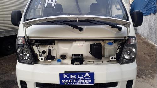 kia bongo 2.5 std 4x2 rs turbo s/ carroceria 2p
