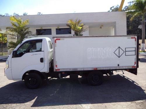 kia bongo k 2500 2011 financiamos entr+parcelas r$1.100,00