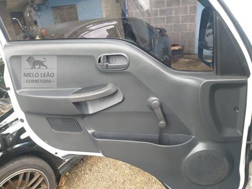 kia bongo k-2500 hd - 12/13 - carroceria de alumínio