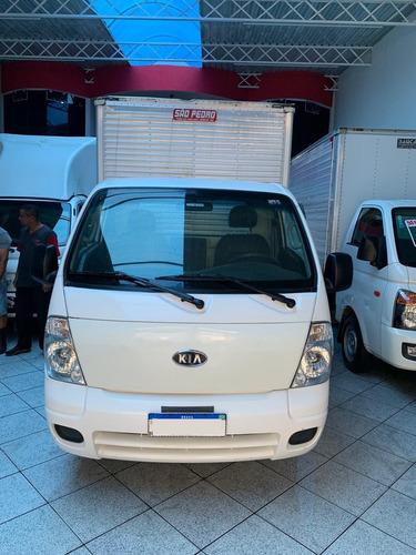 kia bongo k2500 2.5 bau 2012 financiamos primeiro utilitario