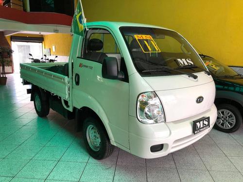 kia bongo k2500 2.5 carroceria de ferro 2011