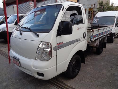 kia bongo k2500 carroceria de madeira