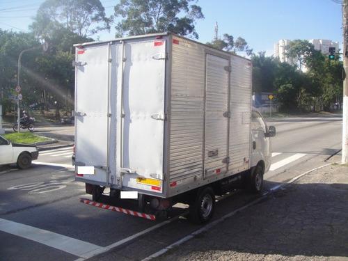 kia bongo uk 2500 2012 unico dono 298.000 km bau isotermico