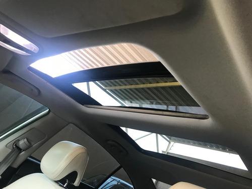 kia cadenza 2012 top branco perolizado + couro branco + teto