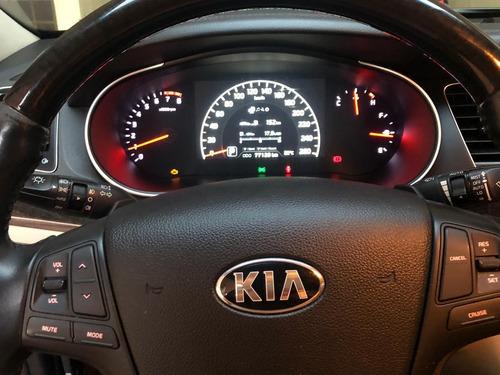 kia cadenza v6, 3.5, 290cv, potência com economia e conforto