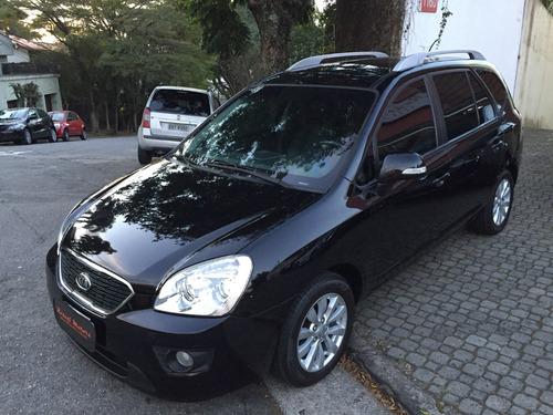 kia carens 2.0 ex blindado ( 2011-2012 ) r$ 39.899,99