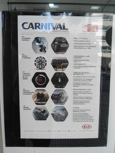 kia carnival 2.2 crdi premium con techo