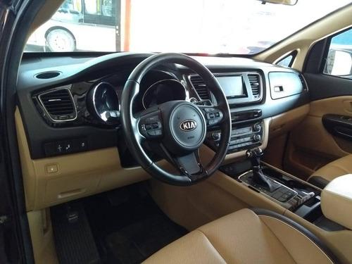 kia carnival 3.3 ex v6 24v gasolina 4p automatico