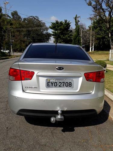 kia cerato 1.6 ex aut. 4p 2012