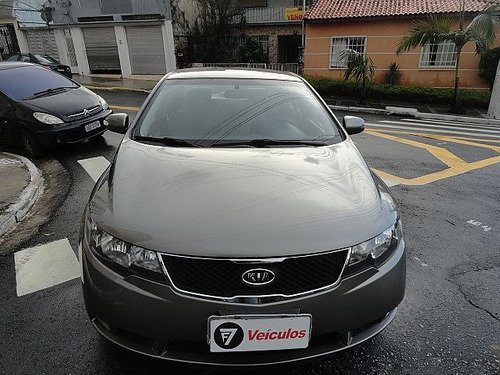 kia cerato 1.6 ex2 sedan 16v 2011 - f7 veículos